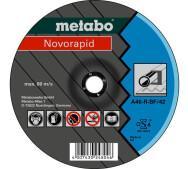 "Круг отрезной Metabo ""Novorapid"", A 46-R, 150 мм A 60-R (по металлу)- фото"