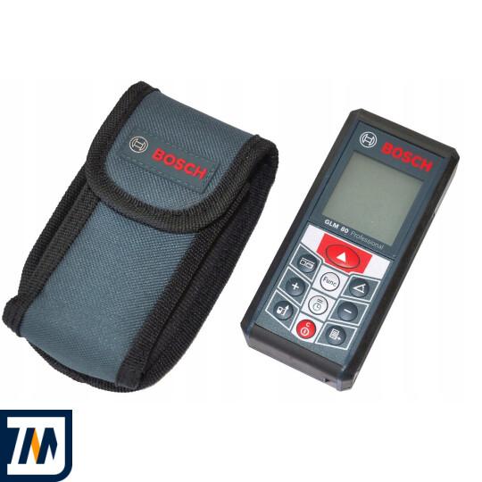 Лазерний далекомір Bosch GLM 80 + R 60 - фото 8