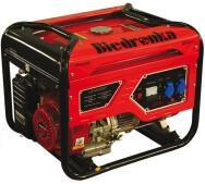 Бензиновий генератор Biedronka GP6065BS- фото
