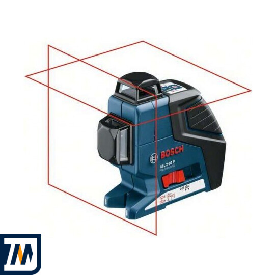 Лазерний нівелір Bosch GLL 2-80 P - фото 1