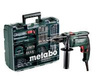 Ударний дриль Metabo SBE 650 Mobile Workshop- фото