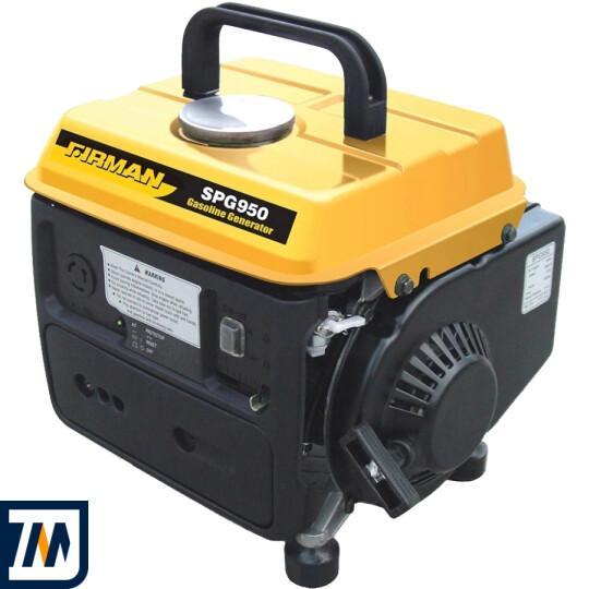 Бензиновый генератор Firman SPG950 - фото 1