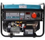 Бензиновый генератор Konner&Sohnen KS 10000E-3- фото