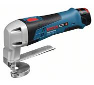 Акумуляторні ножиці по металу Bosch GSC 10,8 V-Li L-BOXX- фото