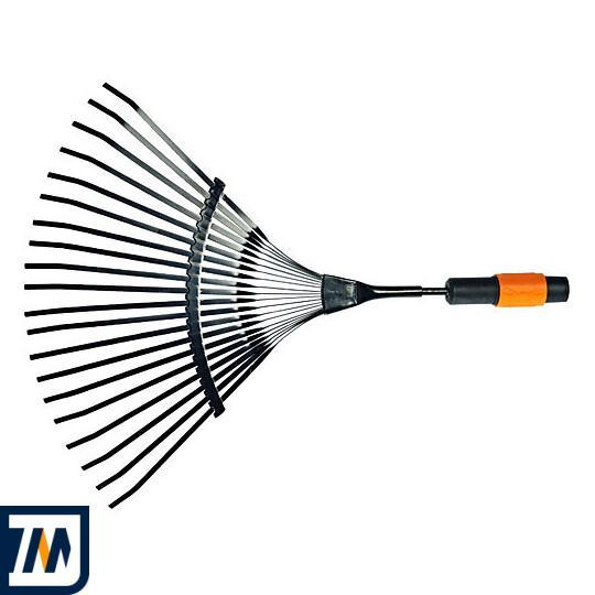 Граблі для прибирання листя Fiskars QuikFit™ (135201) - фото 1