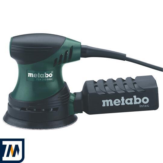 Эксцентриковая шлифмашина Metabo FSX 200 Intec - фото 3