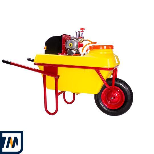 Обприскувач електричний Agrimotor TPE 355 - фото 2